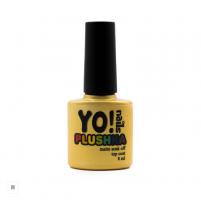Матовый топ YO Nails PLUSHKA