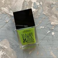 Лак для стемпинга TAKIDA 087 ярко-оливковый, 10мл