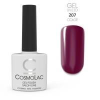 Гель-лак цвет №207 Сладостный сон Cosmolac, 7,5 мл