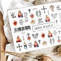 Слайдер-дизайн 501 IBDI NAILS