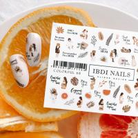 Слайдер-дизайн Colorful 68 IBDI NAILS