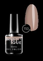 153 Gel Polish #153 «Mokko» MYSTIQUE™, 15 ml