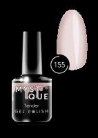 155 Gel Polish #155 «Tender» MYSTIQUE™, 15 ml