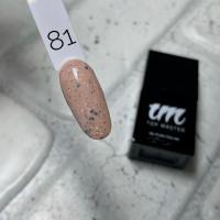 Gel polish №81 TopMaster, 10 мл