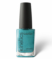 Профессиональный лак SolarGel Polish 490 KINETICS, 15мл