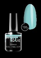126 Gel Polish #126 «Greece» Mystique™, 15 ml