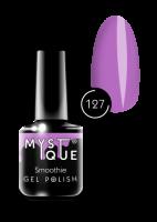 127 Gel Polish #127 «Smoothie» Mystique™, 15 ml