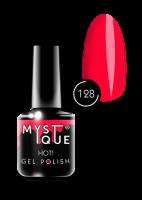 128 Gel Polish #128 «HOT!» Mystique™, 15ml