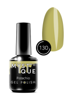 130 Gel Polish #130 «Pistachio» MYSTIQUE™, 15 мл