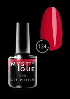 134 Gel Polish #134 «Chili» MYSTIQUE™, 15 мл