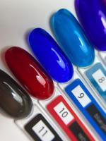 Витражный гель-лак Color Glass 9 Nartist, 10 мл