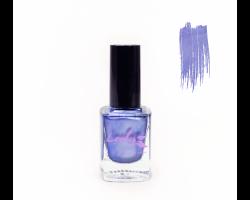 Лак для стемпинга 'Lesly' №72 Lilac Сhrome