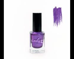 Лак для стемпинга 'Lesly' №71 Sparkling Violet