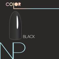 Черная камуфлирующая база Color base Black Nartist, 12 ml