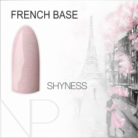 Камуфлирующая база Nartist French base Shyness, 12 ml