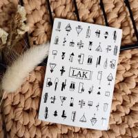 Слайдер-дизайн №F018 LAK