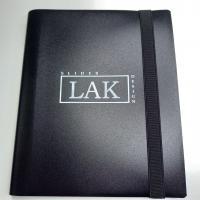 Альбом для слайдеров LAK черный (160 карманов)