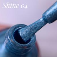 Лак для стемпинга Нейлстори NailStory, Shine 04