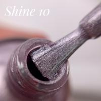 Лак для стемпинга Нейлстори NailStory, Shine 10