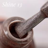 Лак для стемпинга Нейлстори NailStory, Shine 13