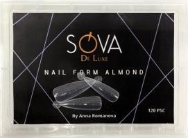 Верхние формы Sova De Lux (миндаль), 120шт