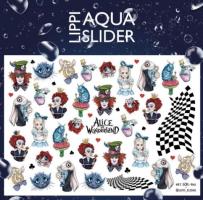 Слайдер Алиса в стране Чудес - big LIPPI Slider