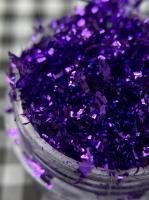 Сухая паутинка, фиолетовая