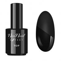 Верхнее покрытие Top Shine Bright Expert без липкого слоя NeoNail, 15мл