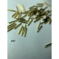 Металлический дизайн ЛУЧ, золото, размер M (арт. 441)