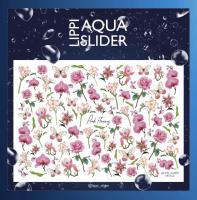 Слайдер Pink Flowers LIPPI Slider