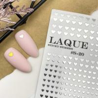 Слайдер дизайн #S-20 SILVER Laque Stikers