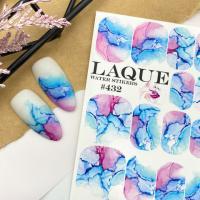 Слайдер дизайн #432 Laque Stikers