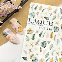 Cлайдер дизайн #WB-114 Laque Stikers