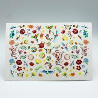 Слайдер-дизайн Kimono by Provocative nails
