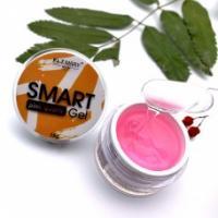 Гель для укрепления и моделирования SMART Gel Pink Quartz FlyMary, 15гр