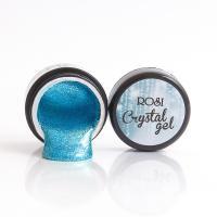 Гель-краска Crystal gel Cl3 Rosi, 5гр