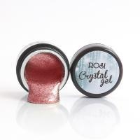 Гель-краска Crystal gel Cl2 Rosi, 5гр