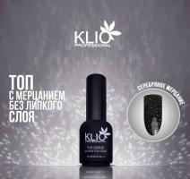 Топ без л/с SHINE 1 Klio (с серебряным мерцанием), 16мл