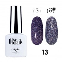 Гель-лак 13 Flash Collection OGnails, 8 мл