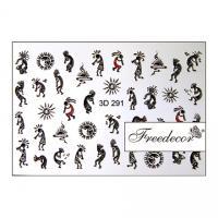 Слайдер-дизайн 3D 291 FreeDecor
