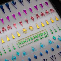 Стикер Color Foil 002 Nogtemoda