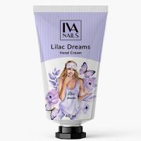 Крем для рук увлажняющий 'Lilac Dreams' IvaNails, 40мл