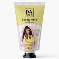 Крем для рук увлажняющий 'Beauty Time' IvaNails, 40мл