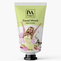 Крем для рук увлажняющий 'Good Mood' IvaNails, 40мл