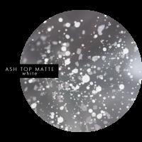 ASH TOP White матовый топ Sota, 10 мл