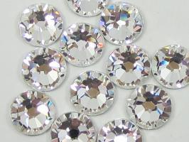 Мини-набор страз Crystal ss3 SWAROVSKI, 72шт