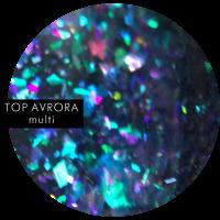 SOTA TOP AVRORA Multi, глянцевый топ с шиммером, 5 мл