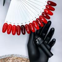 Гель-лак Клио №02 Red Collection KLIO, 8 мл