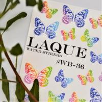 Cлайдер дизайн #WB-36 Laque Stikers
