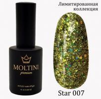 Гель-лак Star Premium №007 Moltini, 15ml